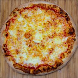 Pizza Mussarela - 20cm