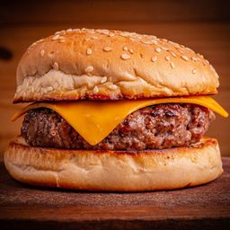 American Cheese Burguer