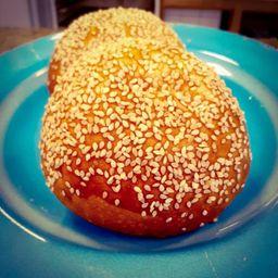 Pão de Hamburguer