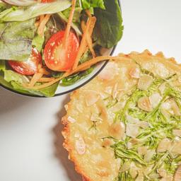 Salada Mix - Quiche