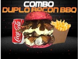 Combo Duplo Bacon Bbq