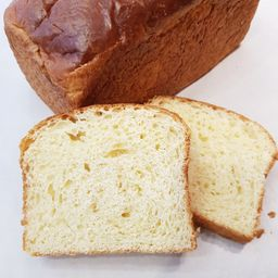 Pão de Brioche