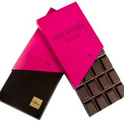 Tablete de Chocolate Macadâmia - 100g