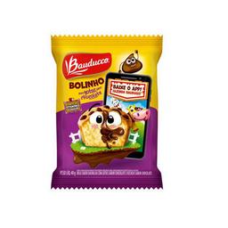 Bolinho Sabor Gotas de Chocolate - Bauducco