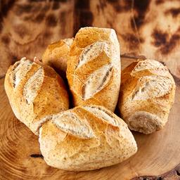 Pão Francês Integral - 3 Unidades