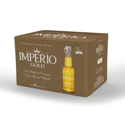 Caixa de Cerveja Imperio 18 Garrafas