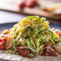 Combo Espaguete de Abobrinha com Queijo
