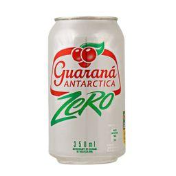 Guaraná Zero (Lata 350 Ml)