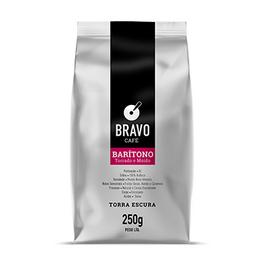 Barítono 250g | torra escura | torrado & moído