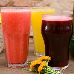 Suco de Guaraná com Limão e Açúcar Mascavo - 300ml