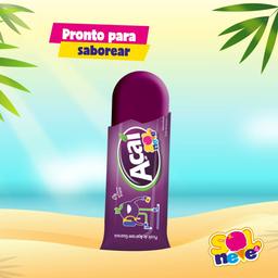 Picolé Açaí