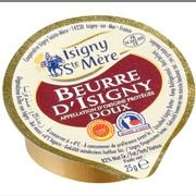 Manteiga Isigny Ste Mère - Sem Sal
