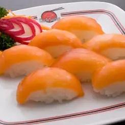 Nigiri salmão (5 unidades)