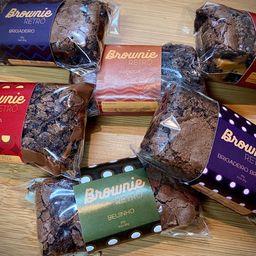 Combo Recheado: 6 Brownies Recheados