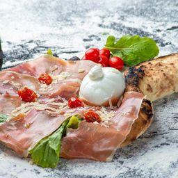 Parma La Vera Racchetta (pizza Em Formato de Raquete)
