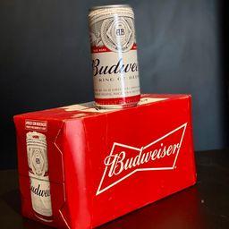 Budweiser Pack Lata 269ml