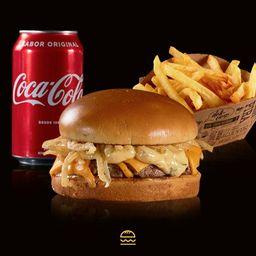 Combo Yell Burger