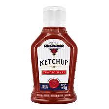 Ketchup hemmer ou similar