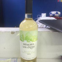 Vinho Chileno Memoria Los Andes 750 ml