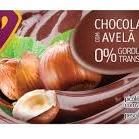 Chocolate com avelã - picolé gourmet 80g