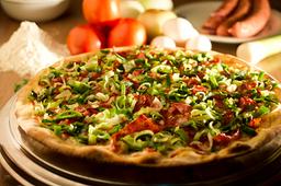 Pizza De Javali