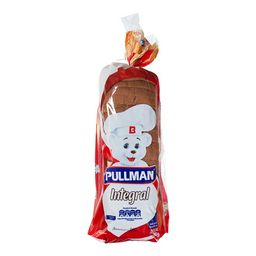 Pão de Forma Integral Pullman - 500g