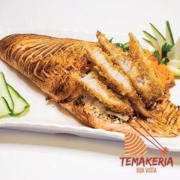 Supremo de Peixe Crocante (350 Gramas)