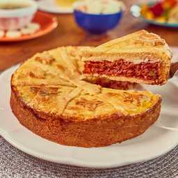 Torta de carne seca média 1 kg aprox.