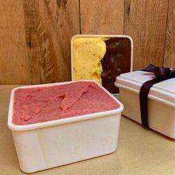 Pote médio gelato 700ml