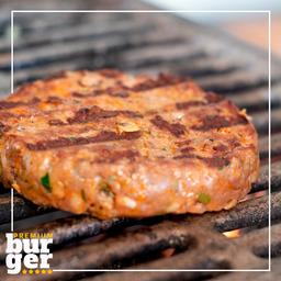 130g de pura carne bovina artesanal