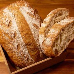 Pão de Fermentação Natural - Congelado