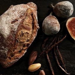 Pão de Figo e Castanha do Pará
