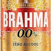 Brahma 0,0 Alcool
