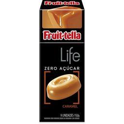 Bala Dura Fruit-Tella Zero - 18,9g