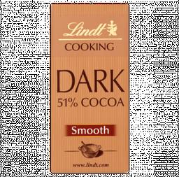 Lindt Cooking Dark 51% 180 g