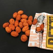 Amendoin pettiz pimenta vermelha