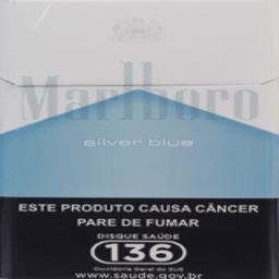 Marlboro Silver Blue