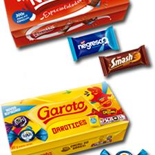 Caixa de Bombom Nestlé