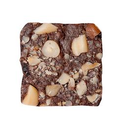 Brownie Cremoso com Castanhas Individual