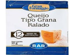 Queijo Parmesão Ralado - 10g