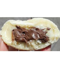 Brigadeirão de Ninho com Nutella