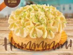 Tortinha de Limão e Chantilly - 150g