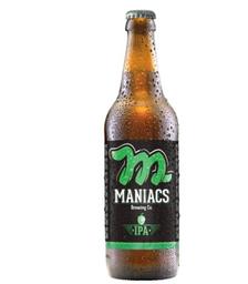 Cerveja Maniacs IPA