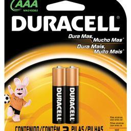 Pilha Duracell AA C/2