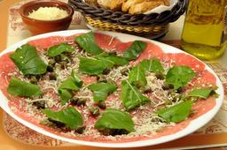 Carpaccio Salad