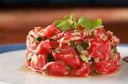 Promoção Tartar Spice Tuna