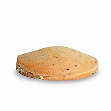 Pastel Integral de Queijo Minas com Cebolinha