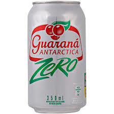 Guaraná ZERO 350 ml
