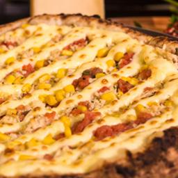 Pizza de Frango com Catupiry - Brotinho 25cm