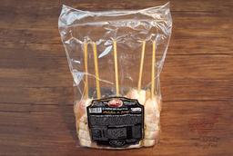 Espeto medalhão frango (pacote fechado)